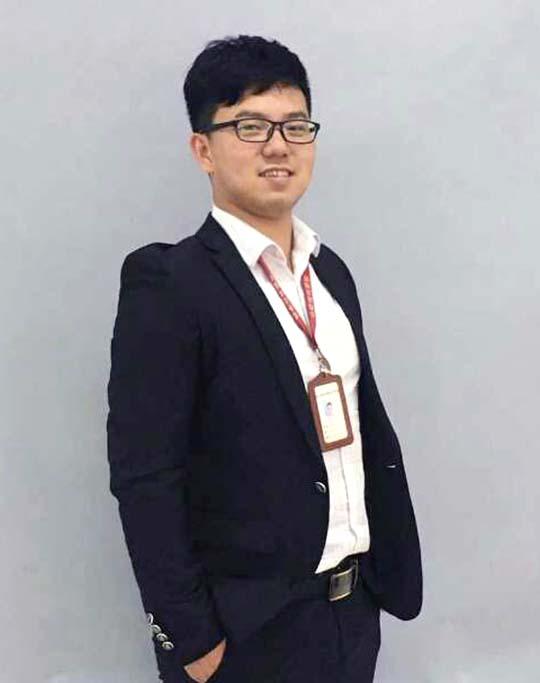朱亮亮—学生处主任