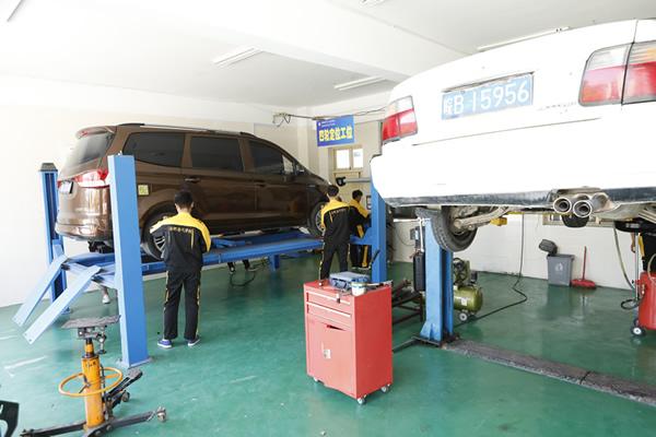 汽车维修检测实操